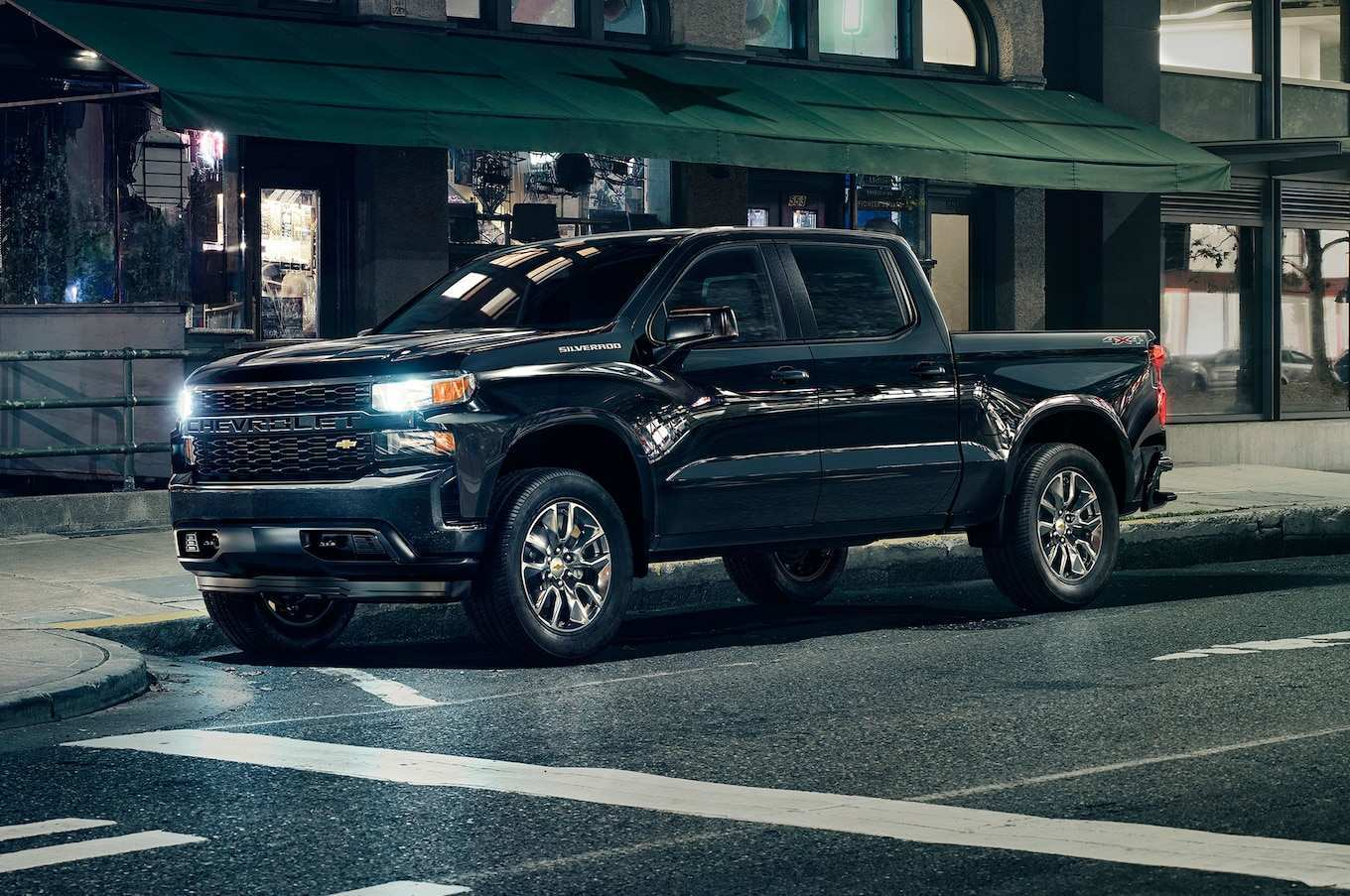63 The 2019 Chevrolet 1500 Mpg Release with 2019 Chevrolet 1500 Mpg