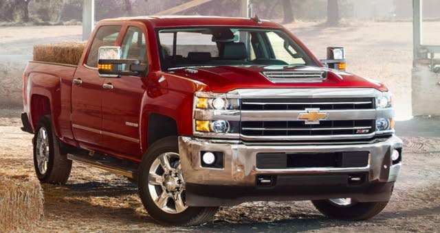 63 The 2019 Chevrolet 2500 Pickup Spesification with 2019 Chevrolet 2500 Pickup