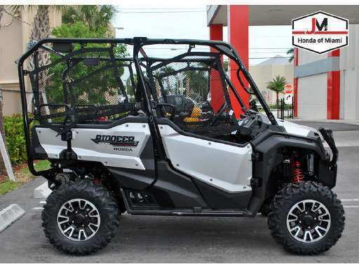 63 The 2019 Honda Pioneer Price with 2019 Honda Pioneer