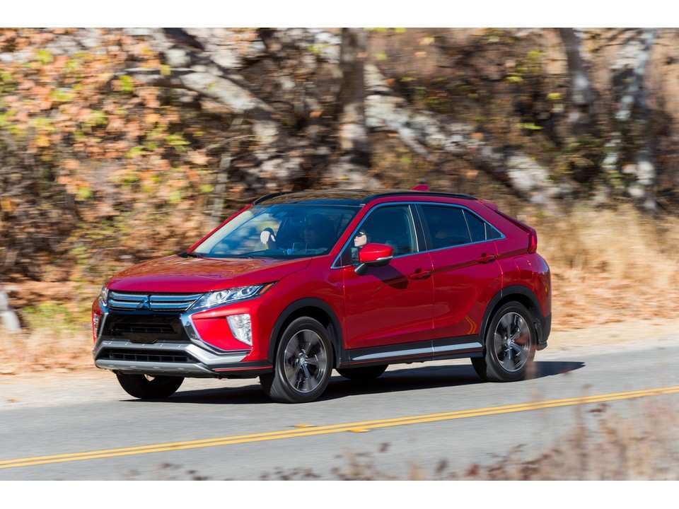 63 The 2019 Mitsubishi Crossover Overview for 2019 Mitsubishi Crossover