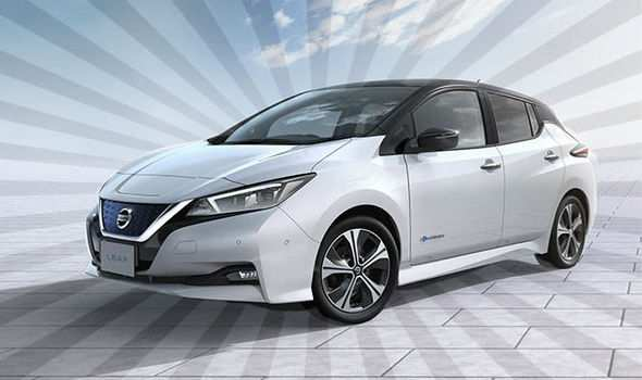 63 The 2019 Nissan Electric Car History with 2019 Nissan Electric Car