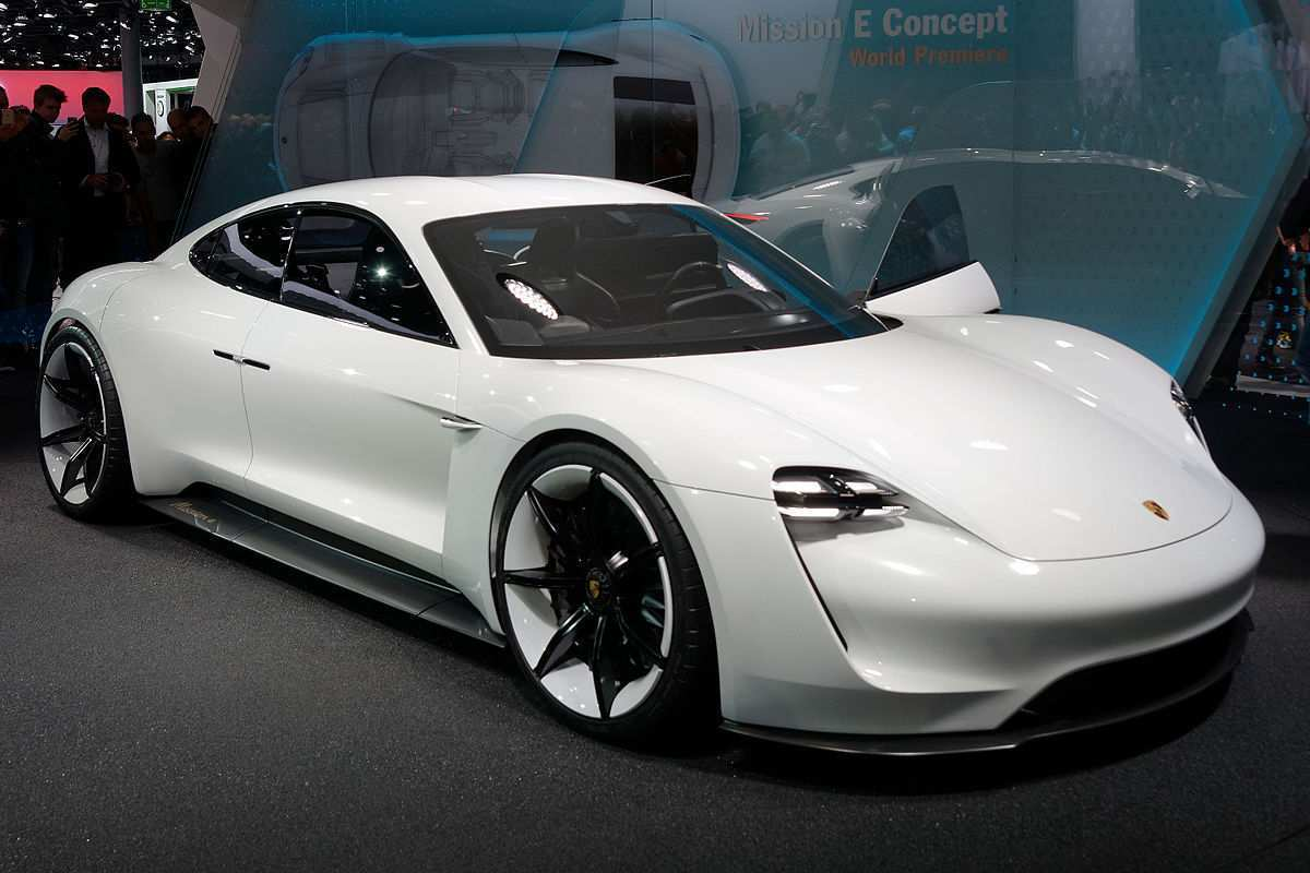 63 The 2019 Porsche Electric Research New by 2019 Porsche Electric