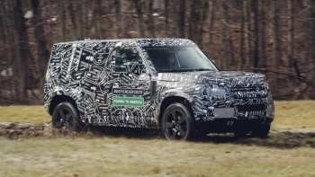 63 The 2020 Land Rover History for 2020 Land Rover