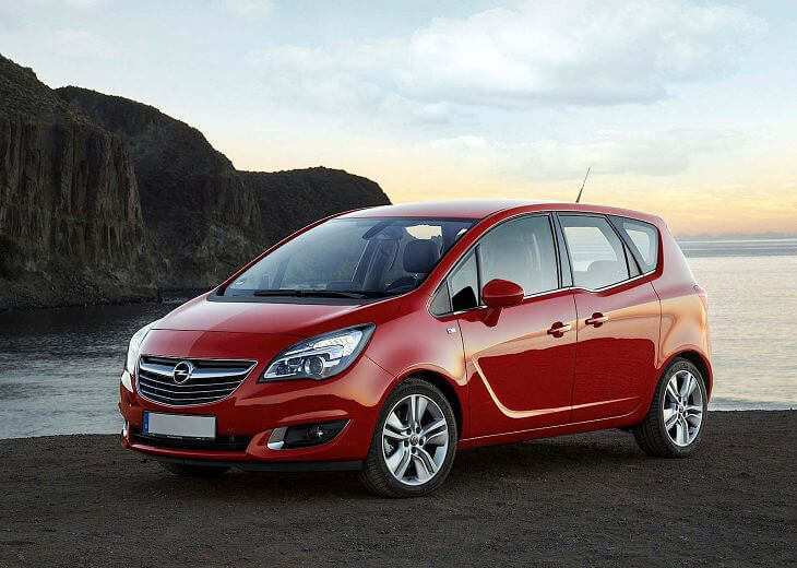 63 The Opel Meriva 2019 Price and Review with Opel Meriva 2019