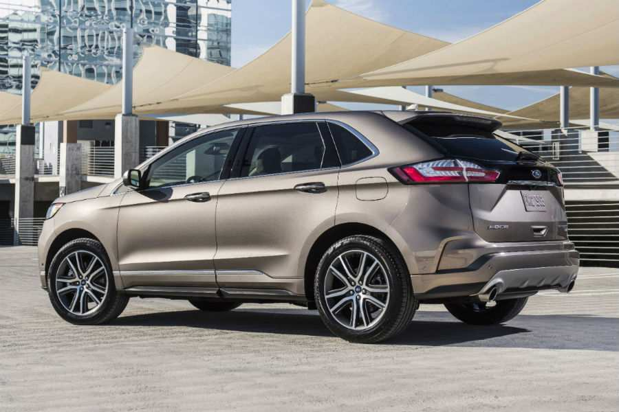 64 All New 2019 Ford Edge Speed Test for 2019 Ford Edge