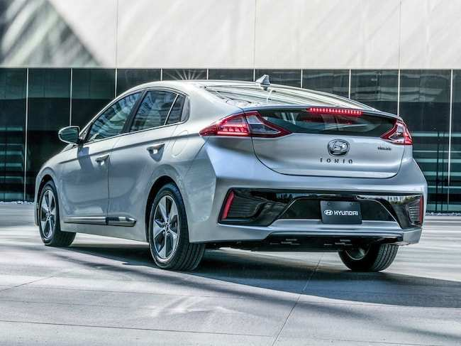 64 All New 2019 Hyundai Ioniq Electric Style by 2019 Hyundai Ioniq Electric