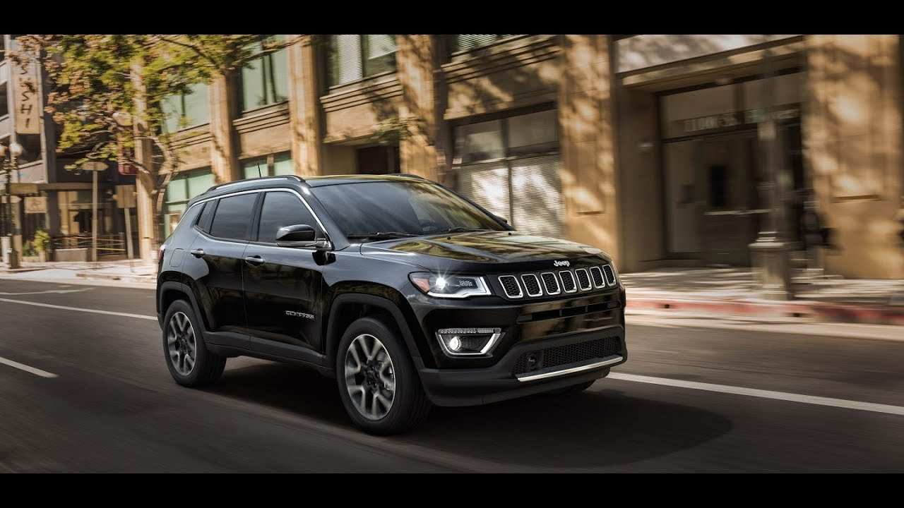 64 All New 2019 Jeep Compass Review Exterior and Interior by 2019 Jeep Compass Review