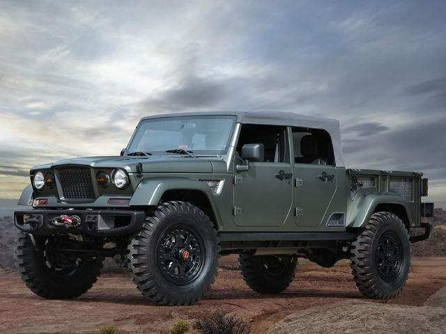 64 All New 2019 Jeep Diesel Truck Exterior and Interior for 2019 Jeep Diesel Truck