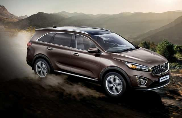64 All New 2019 Kia Sorento Price Pricing for 2019 Kia Sorento Price