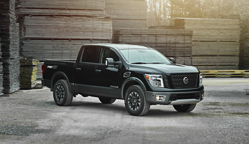 64 All New 2019 Nissan Titan Release Date Redesign for 2019 Nissan Titan Release Date