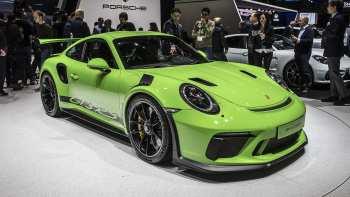 64 All New 2019 Porsche 911 Gt3 Rs Reviews by 2019 Porsche 911 Gt3 Rs