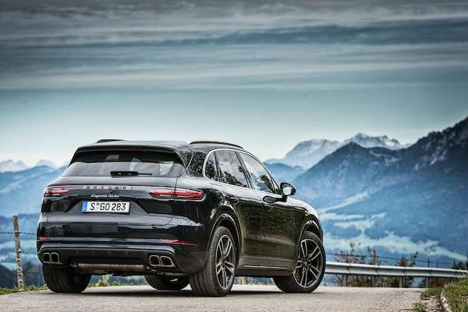 64 All New 2019 Porsche Cayenne Specs Concept with 2019 Porsche Cayenne Specs