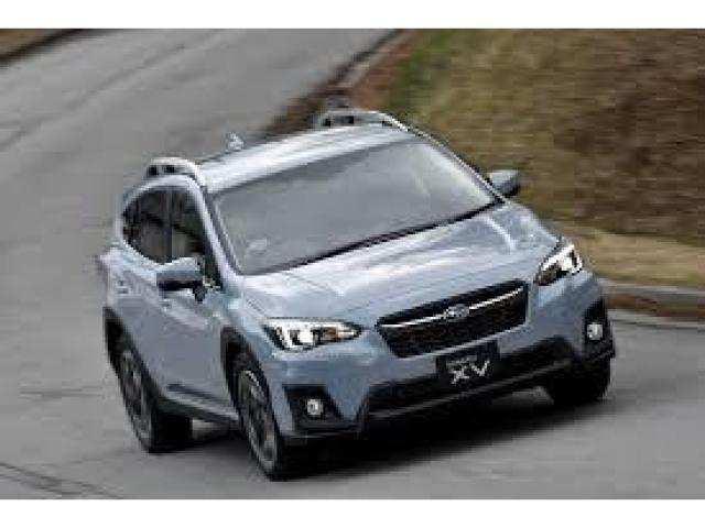 64 All New 2019 Subaru Xv Overview with 2019 Subaru Xv