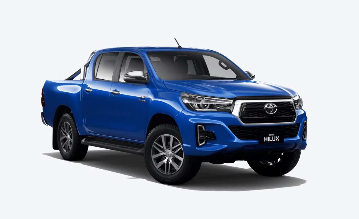 64 All New 2019 Toyota Hilux Facelift Performance by 2019 Toyota Hilux Facelift