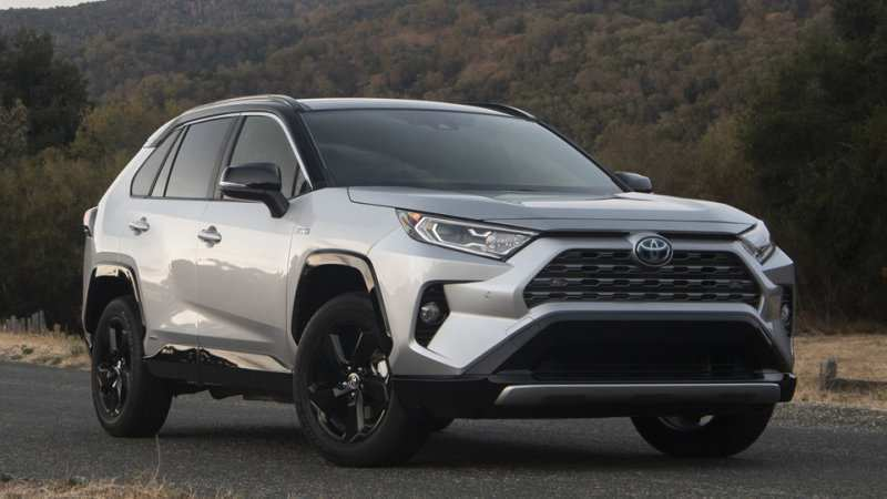 64 All New 2019 Toyota Rav4 Hybrid Exterior and Interior with 2019 Toyota Rav4 Hybrid