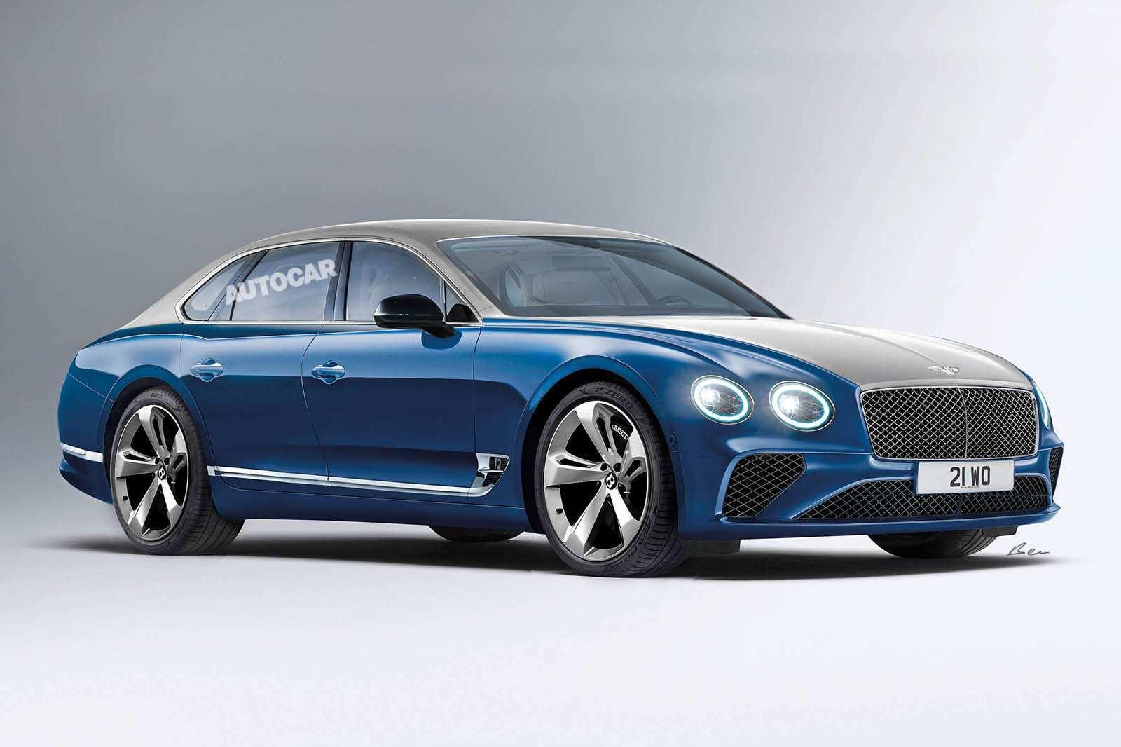 64 All New 2020 Bentley Gt New Concept with 2020 Bentley Gt