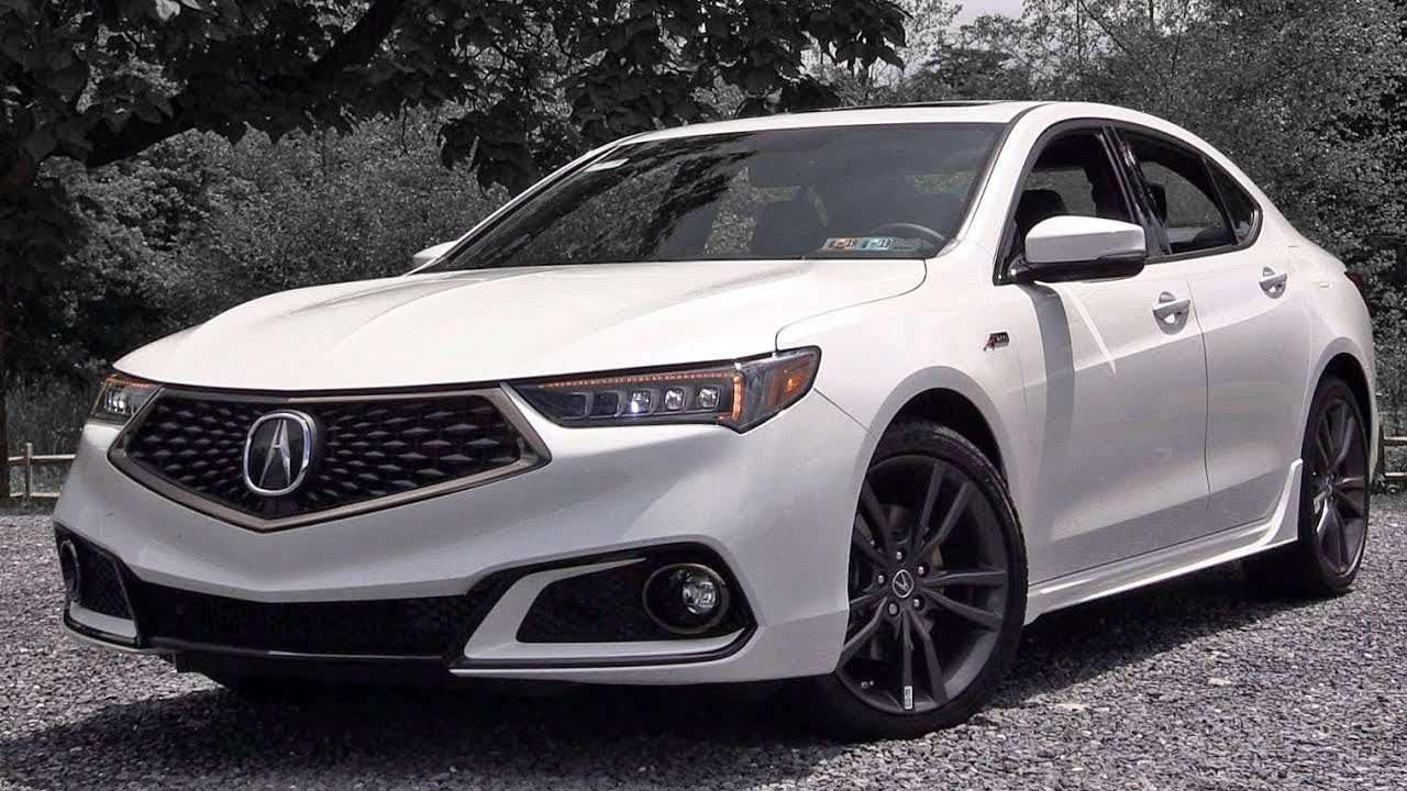 64 Best Review 2019 Acura Tlx Model for 2019 Acura Tlx