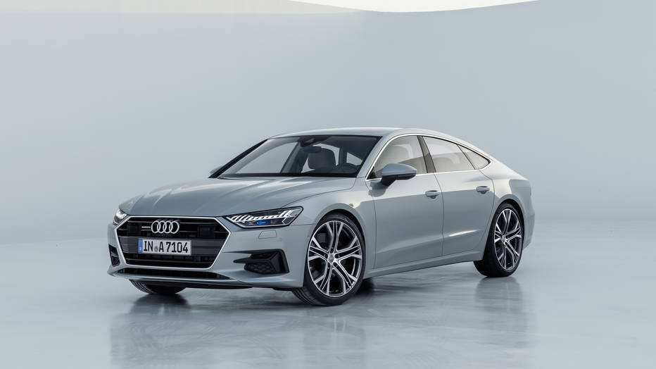64 Best Review 2019 Audi A7 Debut Redesign for 2019 Audi A7 Debut