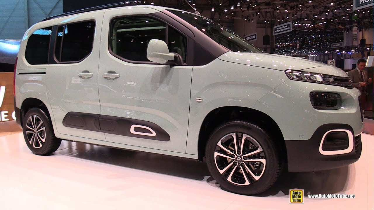 64 Best Review 2019 Citroen Berlingo 2 Performance and New Engine by 2019 Citroen Berlingo 2