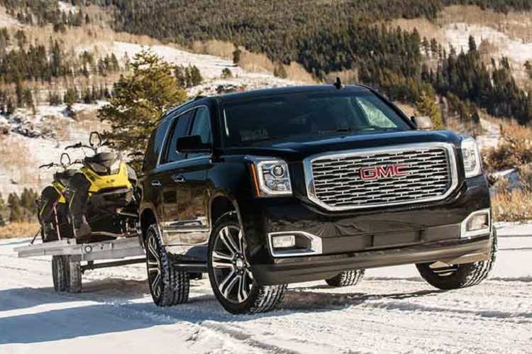 64 Best Review 2019 Gmc Yukon Diesel Redesign and Concept for 2019 Gmc Yukon Diesel