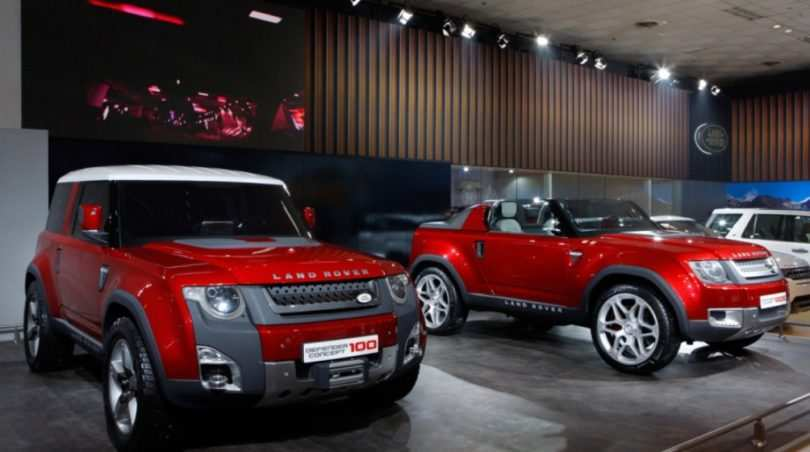 64 Best Review 2019 Land Rover Defender Price Price for 2019 Land Rover Defender Price