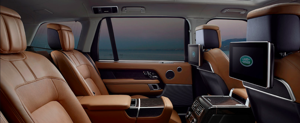 64 Best Review 2019 Land Rover Interior Release by 2019 Land Rover Interior