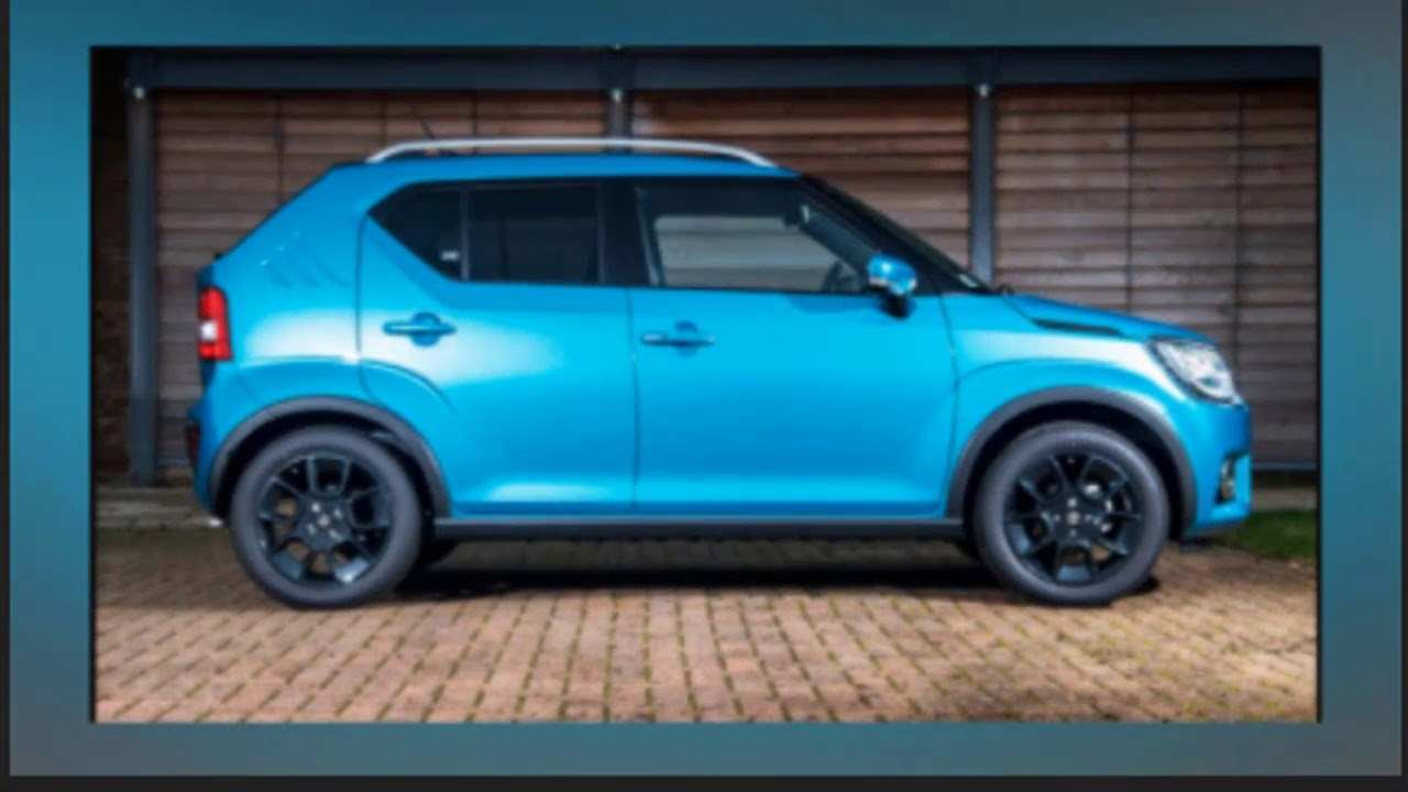 64 Best Review 2019 Suzuki Ignis Specs and Review for 2019 Suzuki Ignis