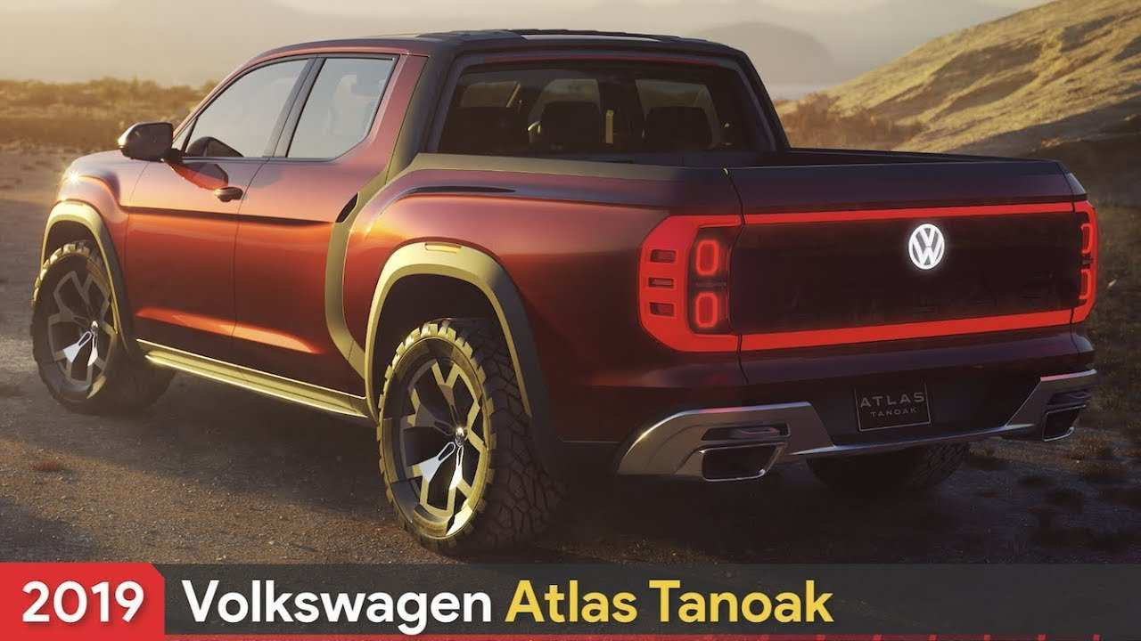 64 Best Review 2019 Volkswagen Pickup Truck Wallpaper with 2019 Volkswagen Pickup Truck