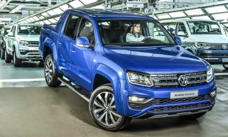 64 Best Review 2019 Vw Amarok Wallpaper with 2019 Vw Amarok