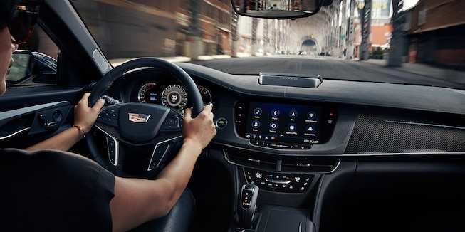 64 Concept of 2019 Cadillac Interior Specs and Review by 2019 Cadillac Interior