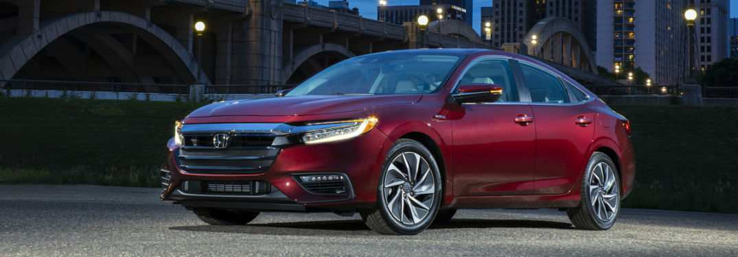 64 Concept of 2019 Honda Insight Hybrid Model for 2019 Honda Insight Hybrid