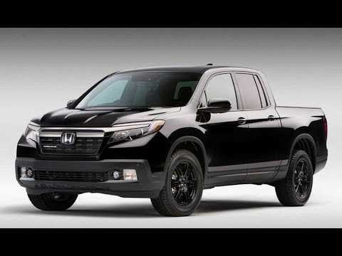 64 Concept of 2019 Honda Ridgeline Rumors Release by 2019 Honda Ridgeline Rumors