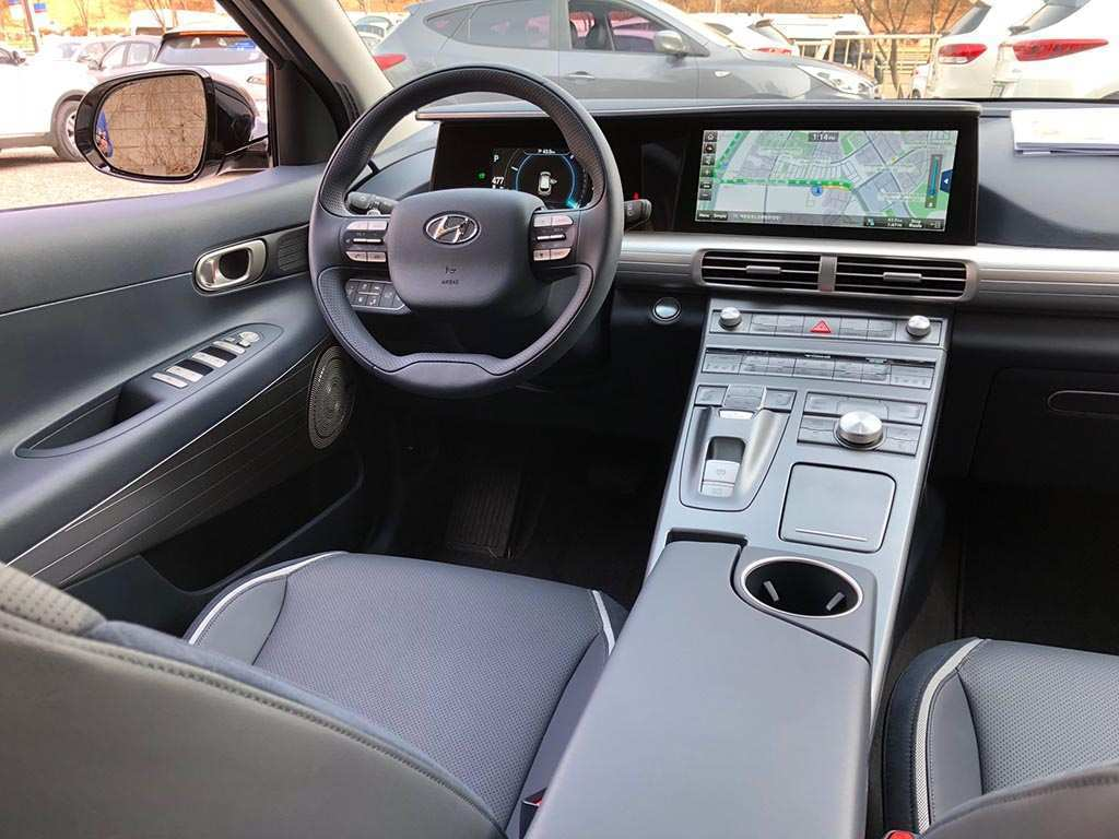 64 Concept of 2019 Hyundai Nexo Interior Ratings by 2019 Hyundai Nexo Interior