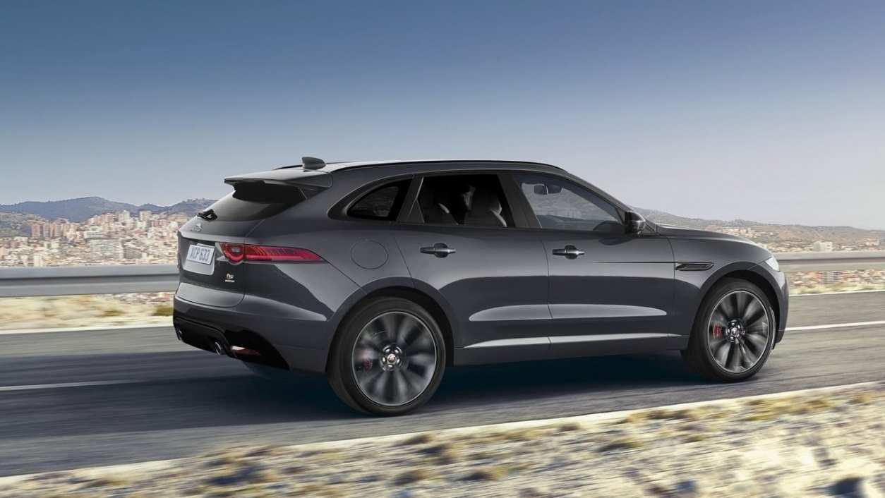 64 Concept of 2019 Jaguar F Pace Svr Picture by 2019 Jaguar F Pace Svr