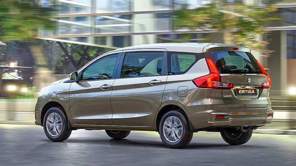 64 Concept of 2019 Suzuki Ertiga Exterior and Interior for 2019 Suzuki Ertiga