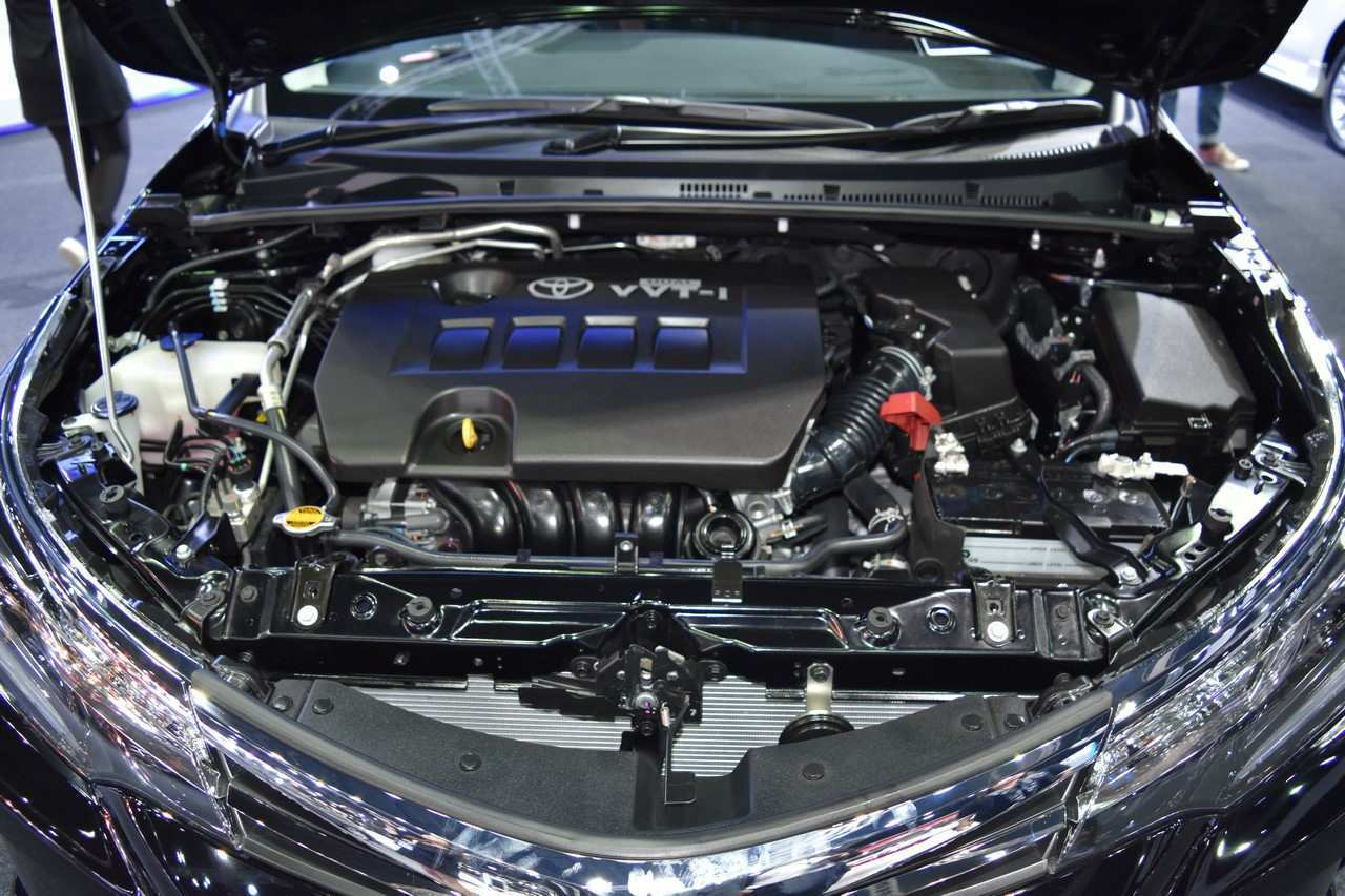 64 Concept of 2019 Toyota Corolla Engine Engine by 2019 Toyota Corolla Engine
