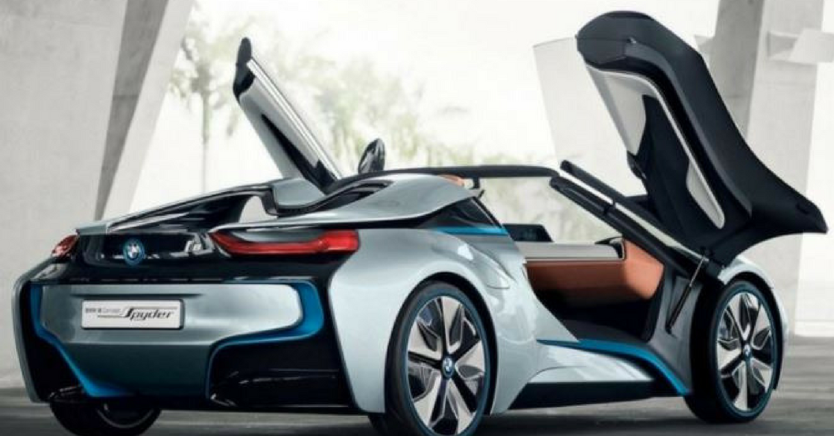64 Concept of 2020 Bmw I8 Pricing for 2020 Bmw I8