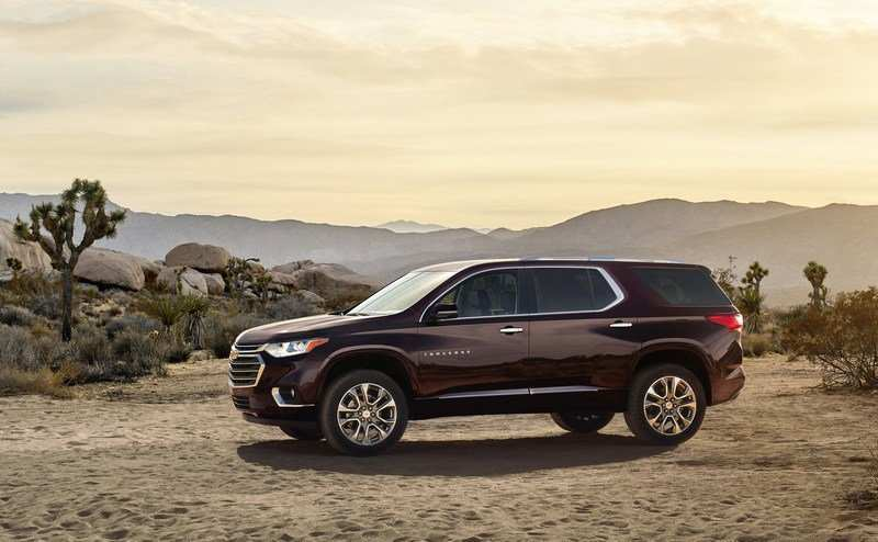 64 Concept of 2020 Chevrolet Traverse Release by 2020 Chevrolet Traverse