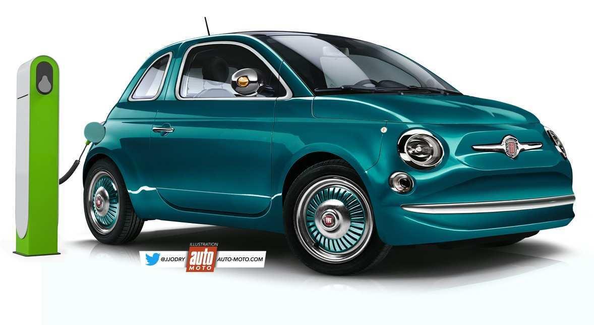 64 Concept of 2020 Fiat 500E Exterior and Interior for 2020 Fiat 500E