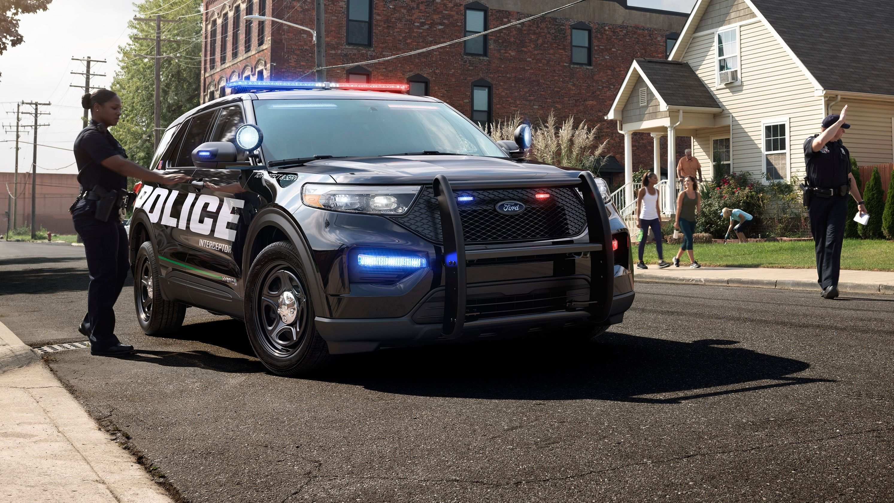 64 Concept of 2020 Ford Police Utility Release for 2020 Ford Police Utility