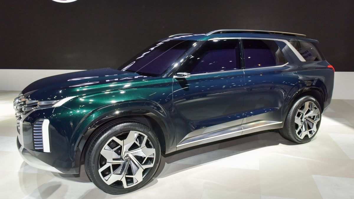 64 Concept of 2020 Hyundai Suv Review for 2020 Hyundai Suv