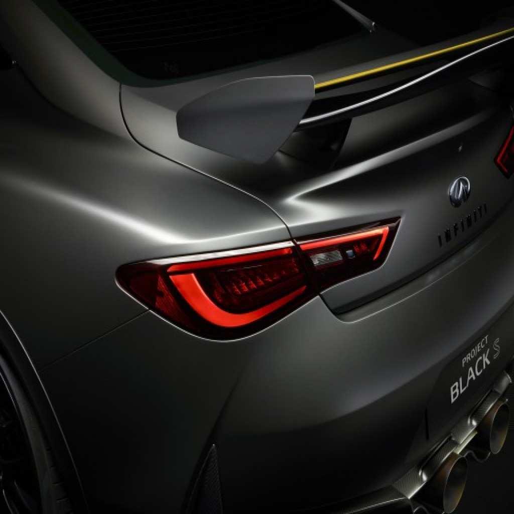 64 Concept of 2020 Infiniti Q60 Black S Exterior and Interior with 2020 Infiniti Q60 Black S