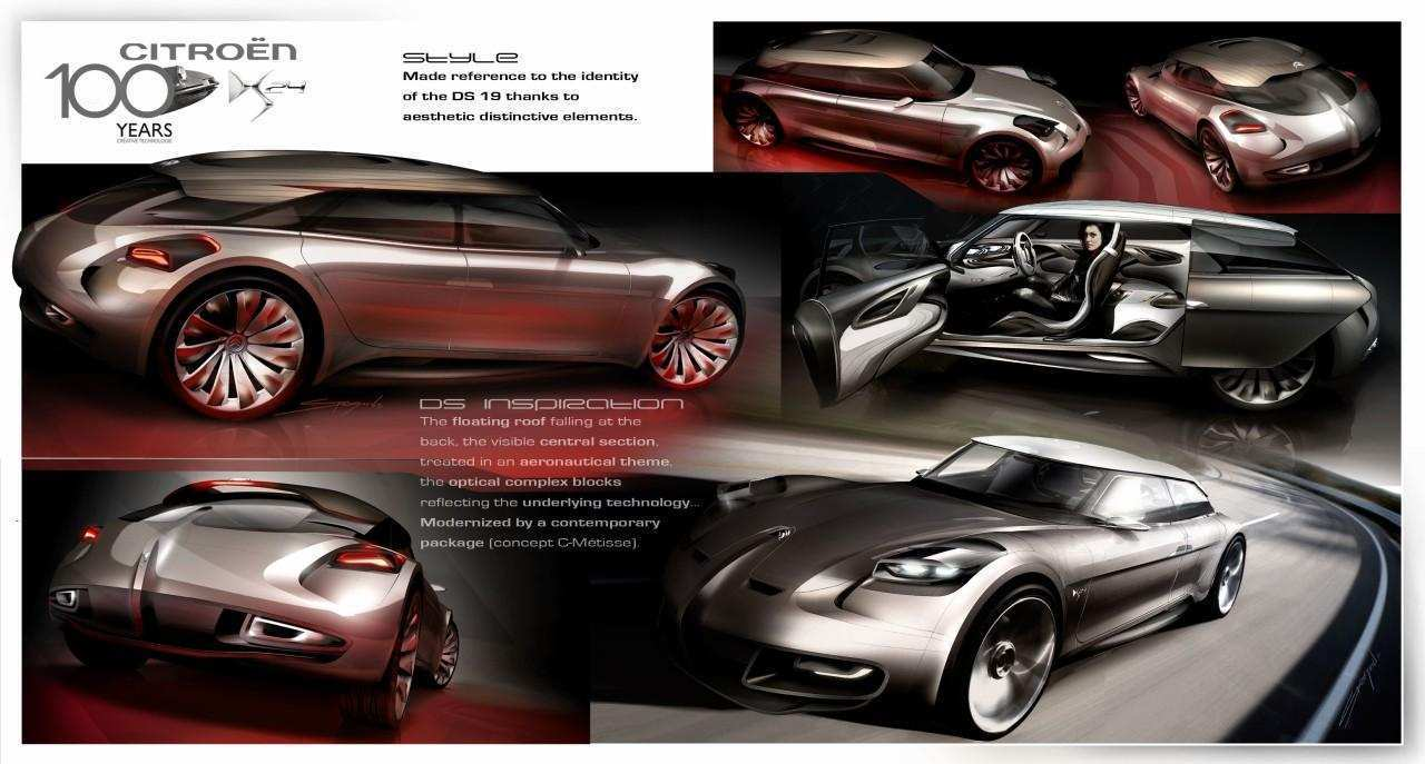 64 Concept of Citroen Ds 24 2019 Release Date by Citroen Ds 24 2019