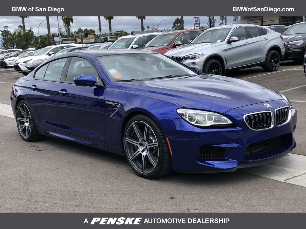 64 Gallery of 2019 Bmw M6 Images with 2019 Bmw M6