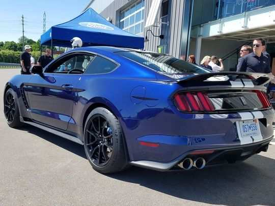 64 Gallery of 2019 Ford Mustang Gt350 Configurations for 2019 Ford Mustang Gt350