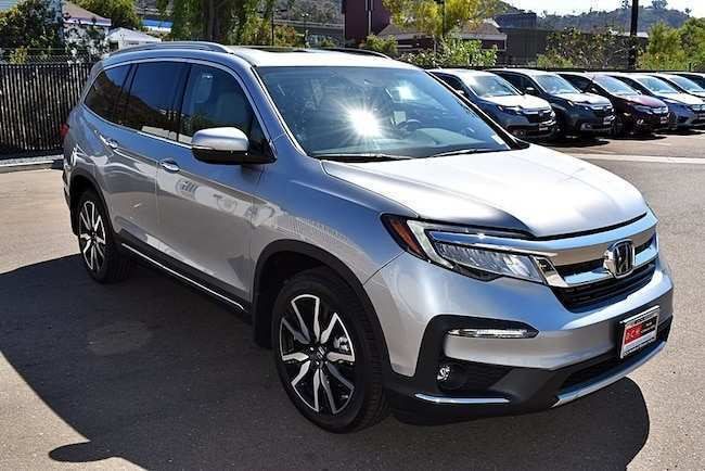 64 Gallery of 2019 Honda Pilot New Concept by 2019 Honda Pilot