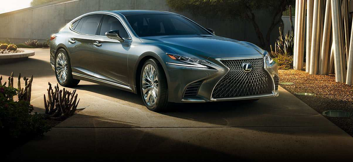 64 Gallery of 2019 Lexus Ls 500 Model for 2019 Lexus Ls 500