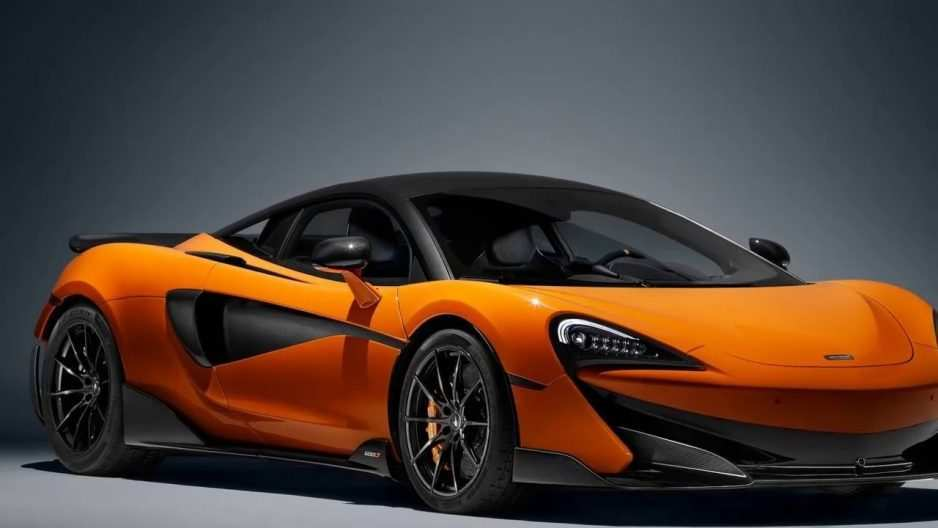 64 Gallery of 2019 Mclaren Sedan New Review with 2019 Mclaren Sedan