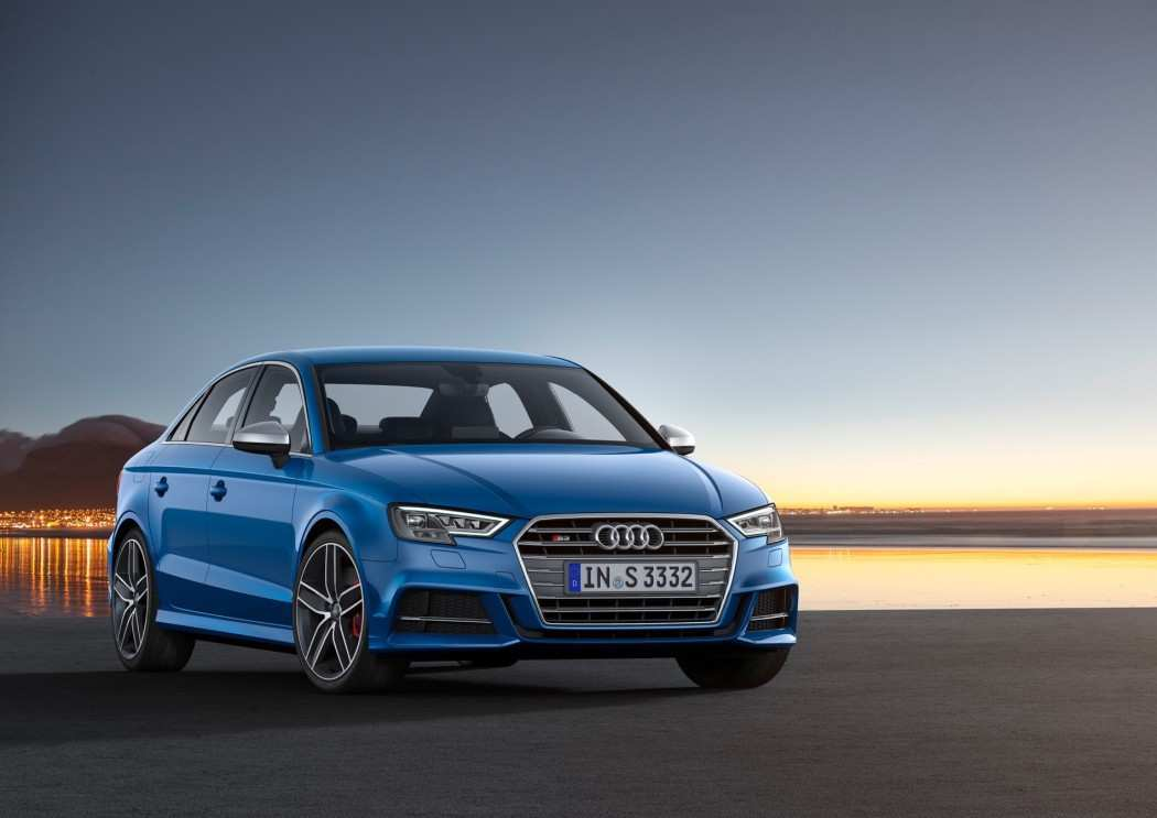 64 Gallery of New 2019 Audi A3 Spesification for New 2019 Audi A3