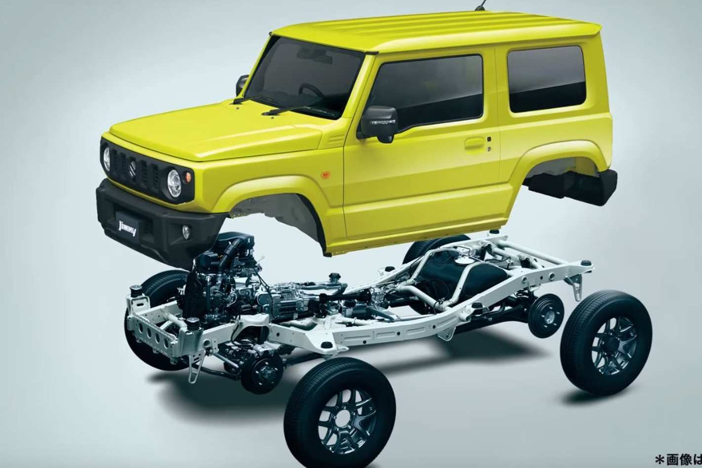 64 Gallery of New 2019 Suzuki Jimny Rumors by New 2019 Suzuki Jimny